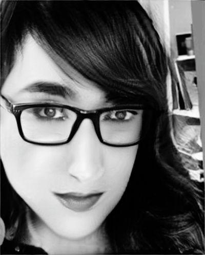 The other me Crossdresser Faceapp Crossdressing Maletofemale Young Women Portrait Eyeglasses  Human Eye Women Beautiful Woman Looking At Camera Human Face Headshot Females Eyeball Eyesight Eyelid Eyeliner Eyebrow Eye Make-up Mascara Eyelash Vision
