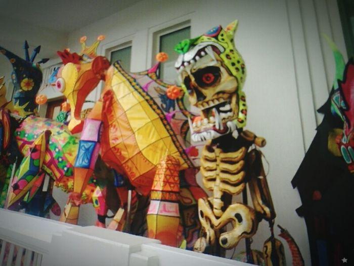Museo De Arte Popular Cudad De Mexico. ...... Solo tu puedes vivir la experiencia de ves a los alebrijes.