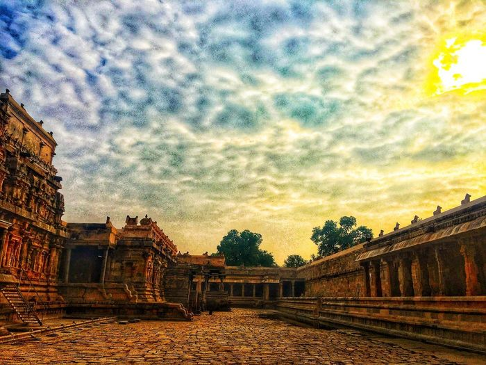 Temples❤️❤️ #templesofindia Spirituality Day Travel Destinations Nature Water Outdoors