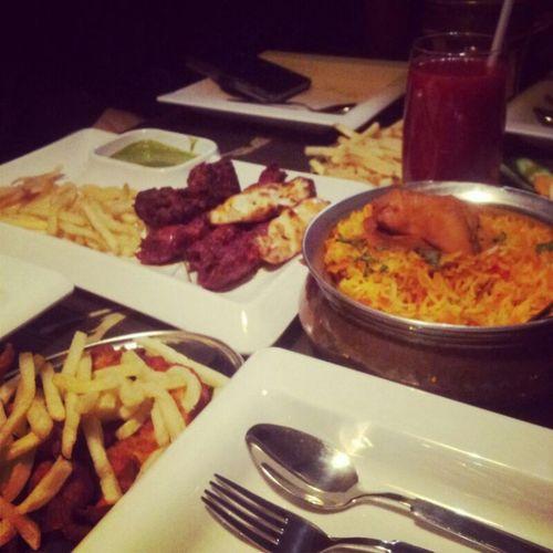 Riyadh Food Buraydah Relaxing