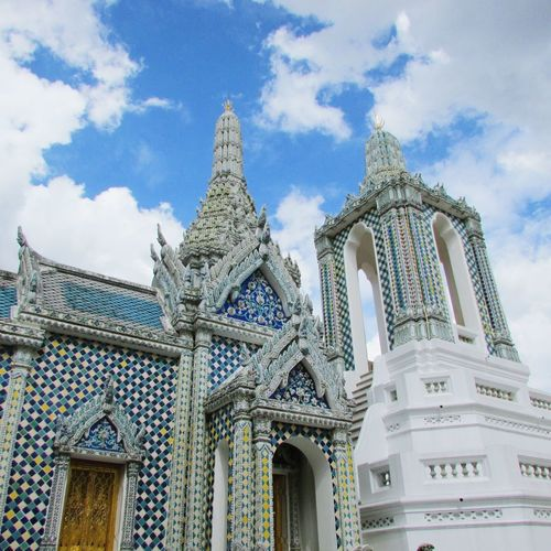 Thai Temple Photo. Wat Wat Thai Tods Tada Bangkok Bangkok Thailand. Thailand Photo Thailand Backgrounds Outdoors Travel Destinations Temple Thailand