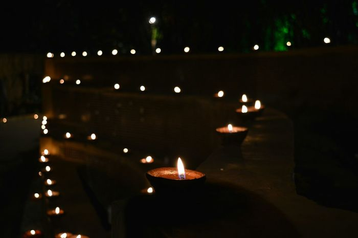 Long Exposure India Diwali Diyas Lights WithoutEditing Nikonphotography Www.fb.com/BhavikModiPhotography