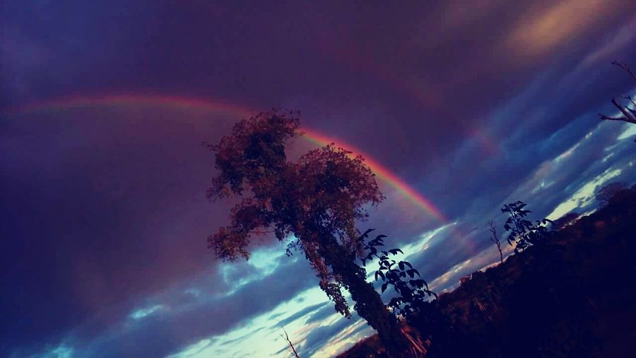 Rancho Sonho Feliz Arcoiris🌈 Nature Rainbow
