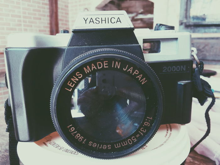 Yashica Camera Lens Photography Fotografia Foto Photo Vscocam Vsconature Vscogram Vscogrambr Vscogood Vscogrid Vscocamera Tumblr Efeito Vintage
