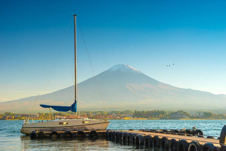 Fuji mountain,