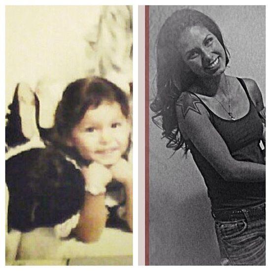 Transformation tuesday ? Smile Love Me Selfiie littlebigstarblackwhiteblancatanktopcheesingjeanshashtaghashtaghashtagifollowbackpromisemwaahloveyakisseshugscutiie