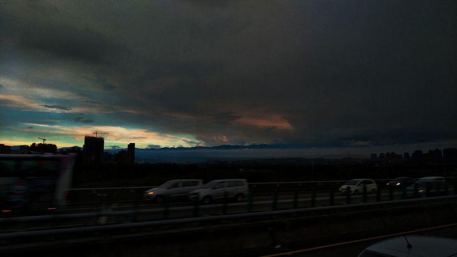 freeway Storm