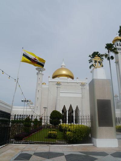 Architecture Brunei Brunei Darussalam Built Structure Palaces Southeast Asia Sultan