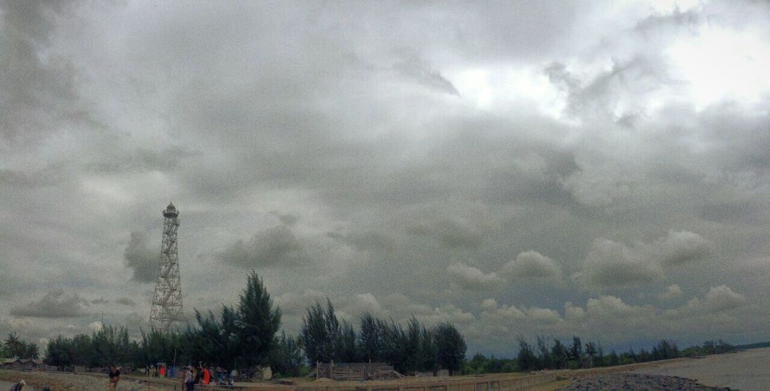 Rupatisland Riau Bengkalis INDONESIA Beach Mercusuar Outdoor Eye4photography  Eyeemindonesia Sky