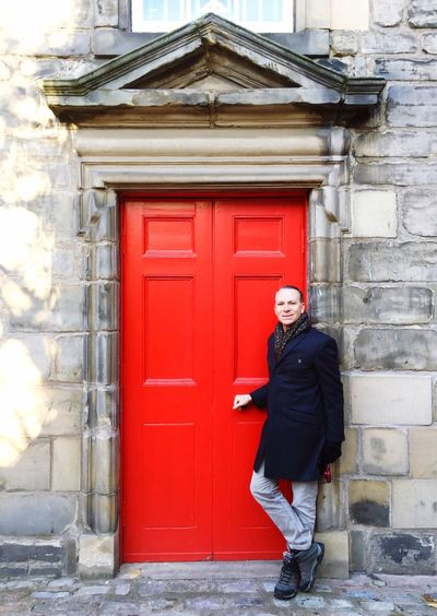 Scotland Edinburgh Stephen Blanchette