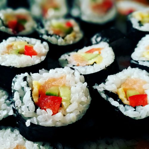 Food And Drink Sushi Healthy Eating Ready-to-eat Yummy ♥ Todayslunch