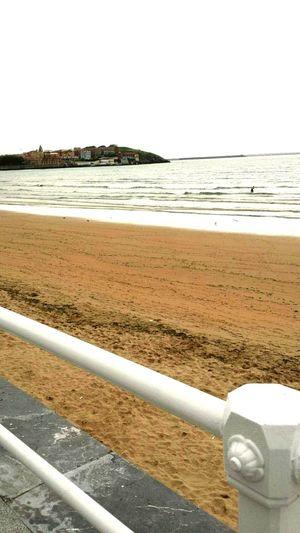 Beach España Asturias Gijón Playadesanlorenzo Marcantabrico