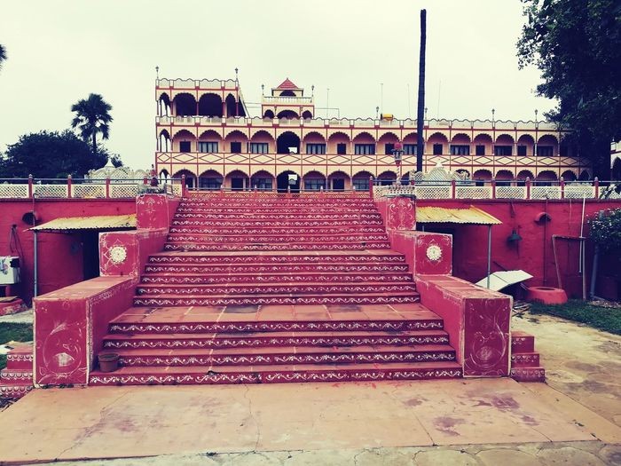 Waysahead Palace Rajasthani Culture Architecture Day No People King - Royal Person Outdoors Travel Destinations