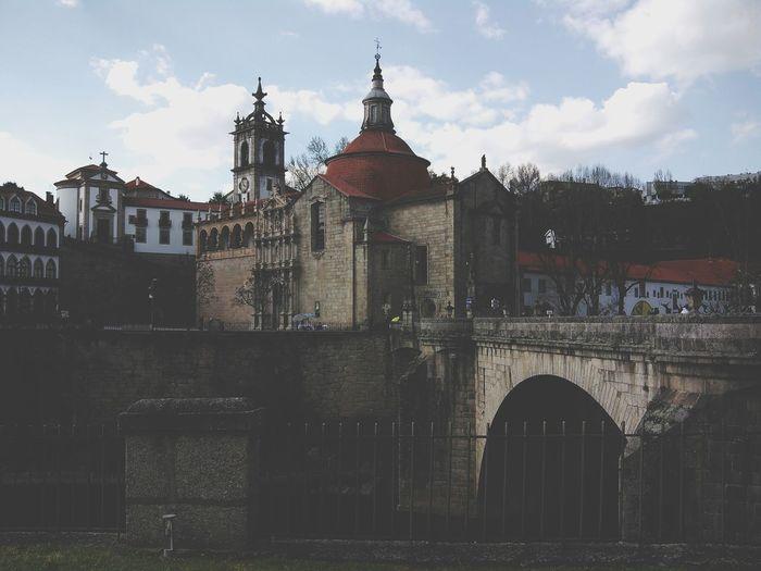 Amarante cityy. Porto