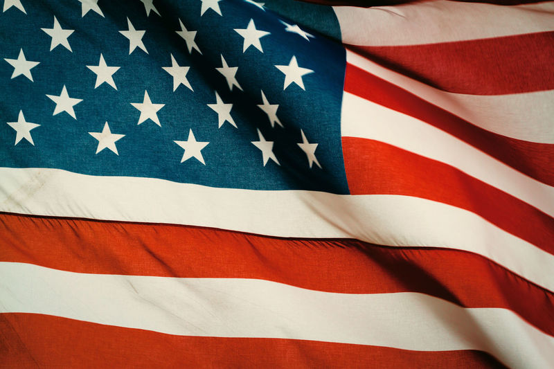 Striped Patriotism Flag Red Shape Star Shape No People Pattern Pride Freedom Full Frame Blue Independence Backgrounds Textile White Color Symbol National Icon Government USA FLAG USA Stars And Stripes Stars And Stripes Flag United States United States Of America Windy White Red