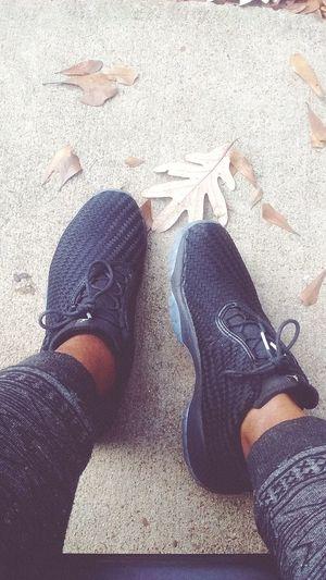 Kickstoday Jordans Blackandblue Futures... Jordans On My Feet  👟👟💕