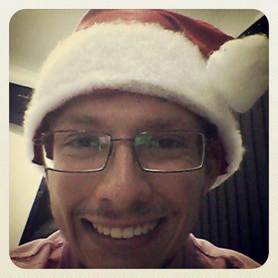 It's christmas! Me Boy Happy Christmas xmas