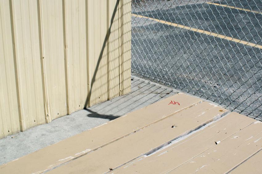Architecture Day Fence Geometry Minimal Minimalism Minimalist Outdoors Urban Yellowknife