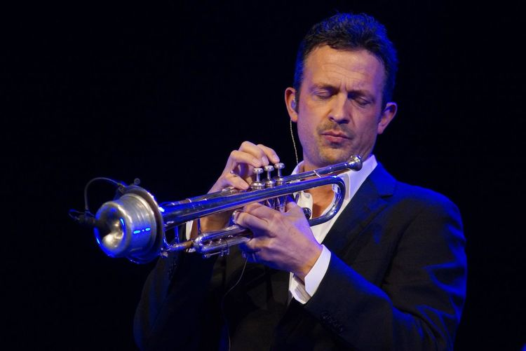 2015  Bebop Composers & Performers Jazz Jazz Concert Jazz Festival Kaunas Jazz Till Brönner Trumpeter