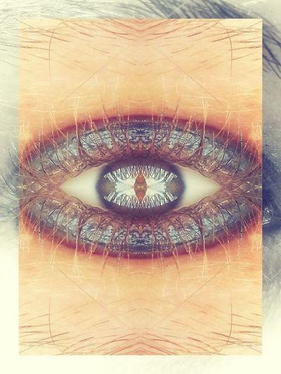 D3lta Eye Retrospect Green Eyes