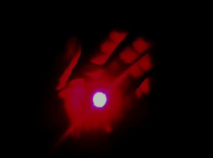 Red Illuminated Close-up No People Backgrounds Red Light Night Hands Outdoors Lasers