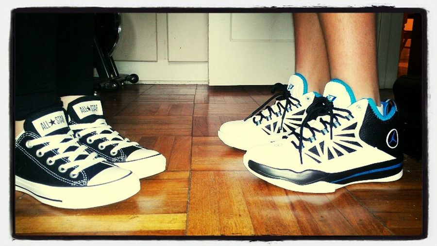 Mine & My Bros New Kiks ♡
