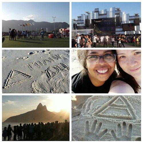 Thank you Rio, thank you Mars , thank you @rockinrio, thank you Echelon , thank you, thank you, thank you for the memories! I WILL NEVER FORGET!!!! Yearone Iwillneverforget RockInRio MARS MARSinBRAZIL Echelon IAmTheEchelon TSTM MARSisCOMING @jaredleto @shannonleto @tomofromearth @30secondstomars