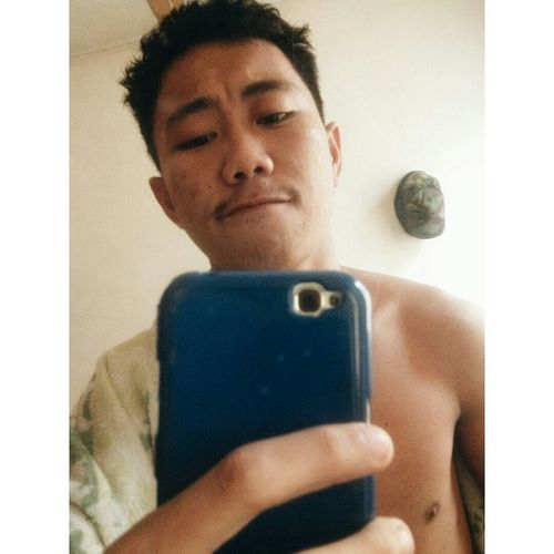 Hello moustache! I miss you! ♥ Moustache Asian  Pinoy Follow4follow Instagram Cub Chaser Cute Scruff Gaybear