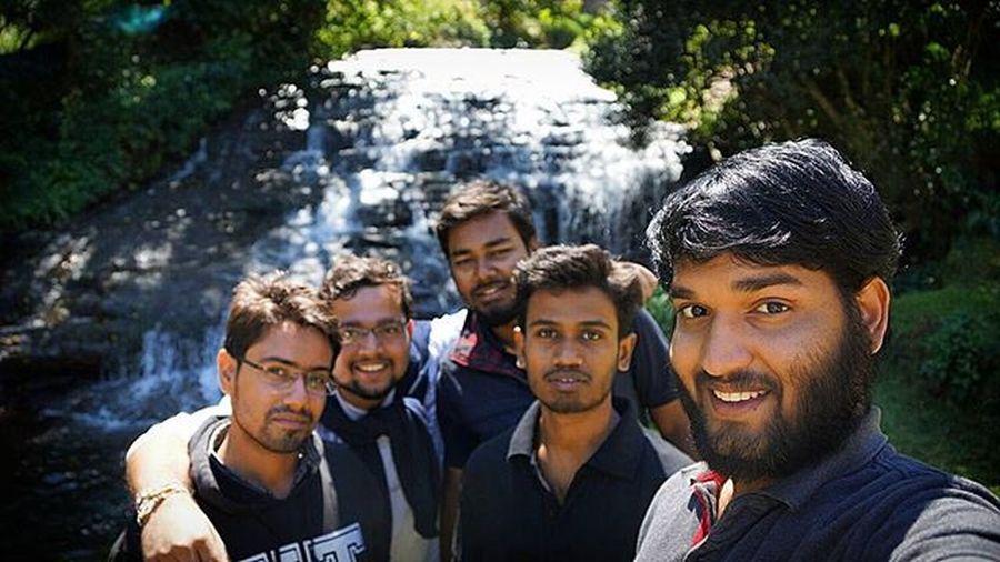 Friends IBC Reunion  Funtime Happy Majjis Selfie Kodaikanal Trip Peace