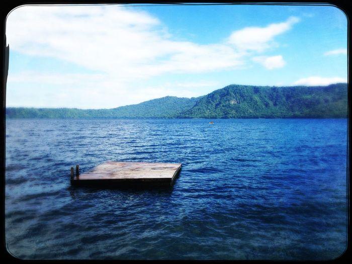 Apollo Lake at Nicaragua - lost in transplanting