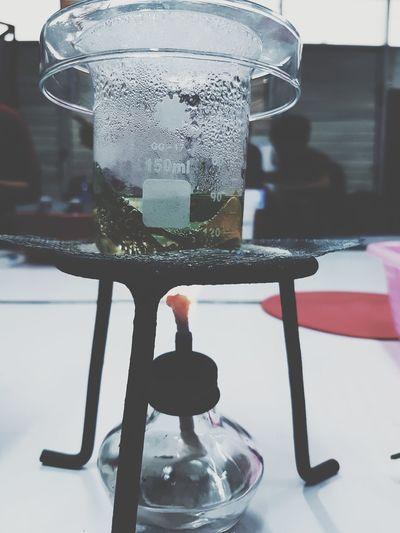 don't let the heat escape Biology Apparatus Boiling Laboratory