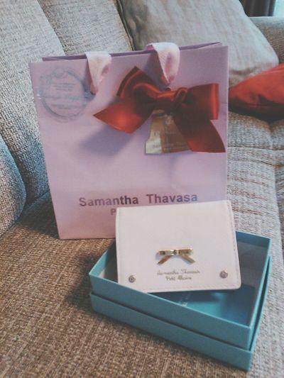 Christmas Present Samantha