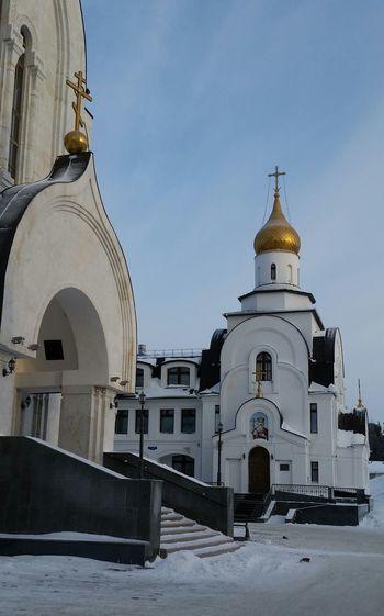 город Ханты-Мансийск, Россия My Town Temple Siberia мойгород сибирь