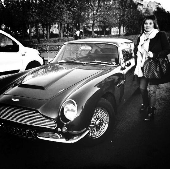Classic Car Paris France