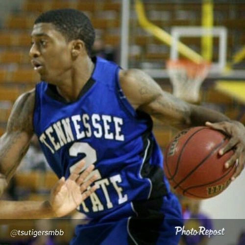 "By @tsutigersmbb ""Tennessee State guard @p2miller Patrick Miller was selected to take part in the 2014 Portsmouth Invitational Tournament (P.I.T.) on April 16-19. Only 64 of the best college basketball players across the nation to participate in front of representatives from every NBA Team! Tsufamily Gobigblue """
