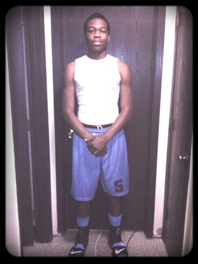 A day before practice