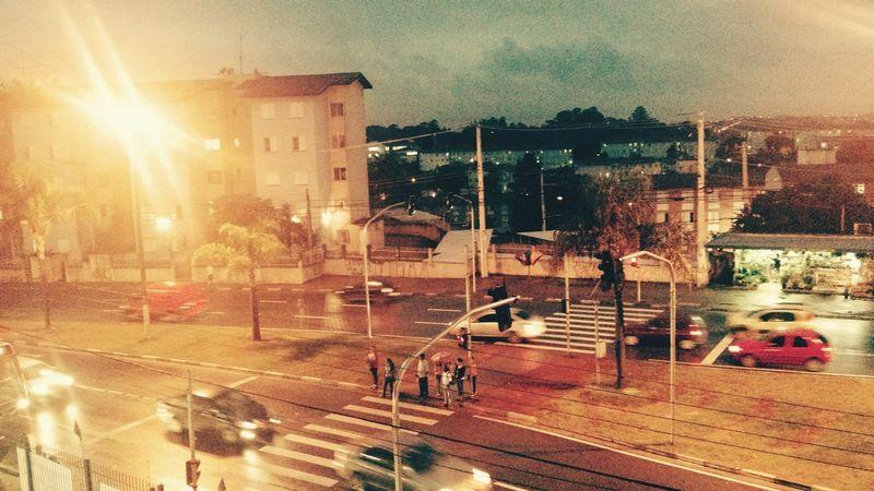 City Night Urban o cotidiano