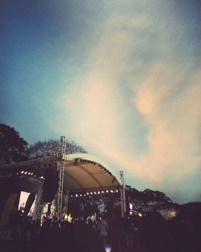 UP Fair, Elements 2017. Arts Culture And Entertainment Enjoyment Fun Nightlife Outdoors People Sky Music Bands Fairgrounds Fair EyeEmNewHere Place Of Heart