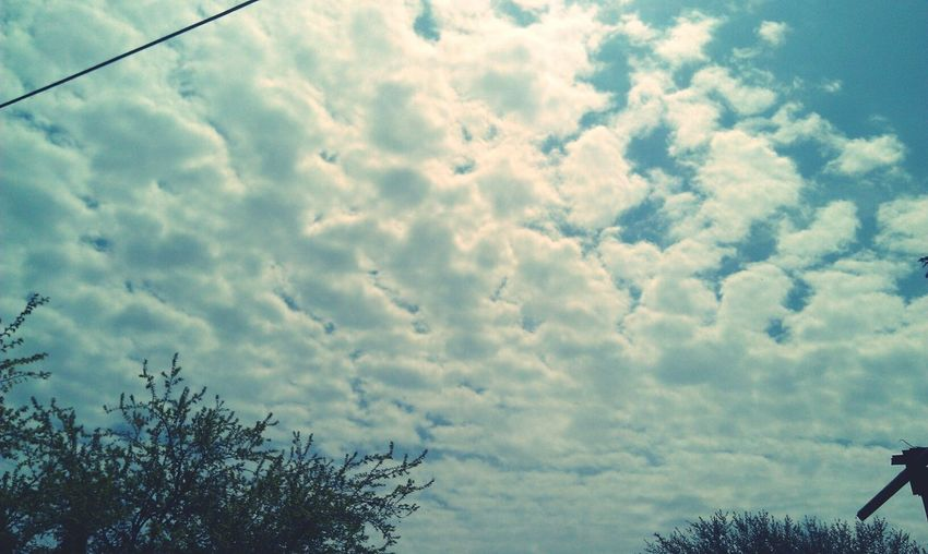 Clouds Taking