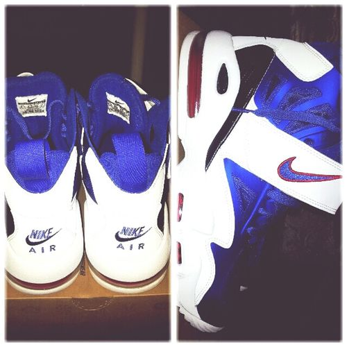 New Kicks...!