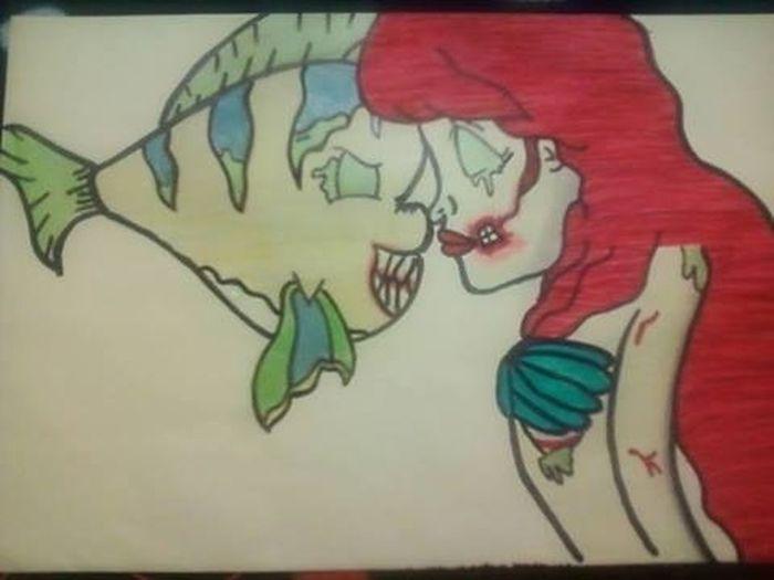 Ariel Zombie