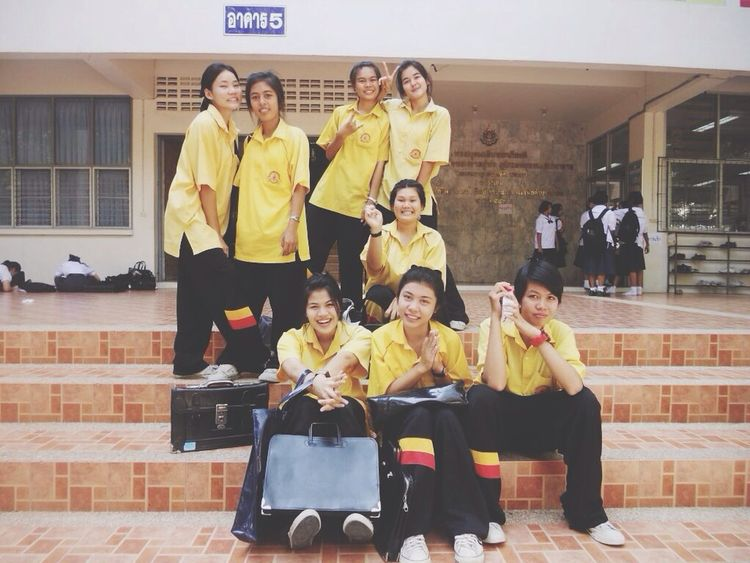 A real friendship worths more than gold Memories Friendship Best Friend Thailand