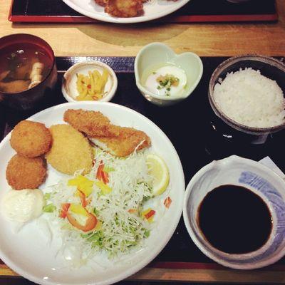 Itadakymasu! Lunch Eat Food Foodporn tokyo japan photooftheday igers instagood instamood tag4likes shinjukuwashinghtonhotel shinjuku