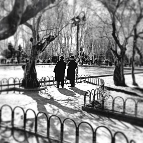 Timeless España Old Lovers Instagram Light And Shadow Black + White Blackandwhite