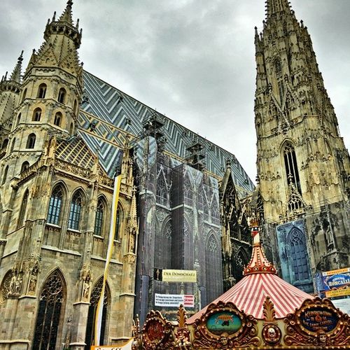 That`s St.Stephans in Vienna, Austria ... Visit my Blog: oppoblog.com OppoFind7a Oppofanview Ofanview Raisethebar