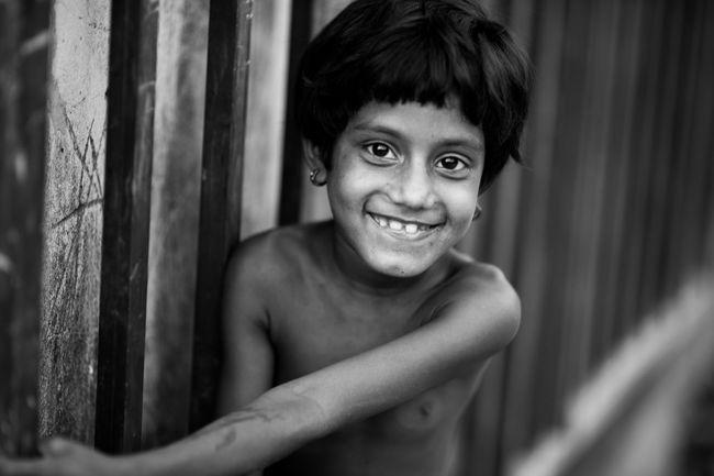 The Portraitist - 2014 EyeEm Awards Sweet Child Smile Happy