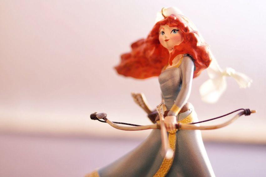 Figurine  Close-up No People Animal Themes Day Disney Mérida