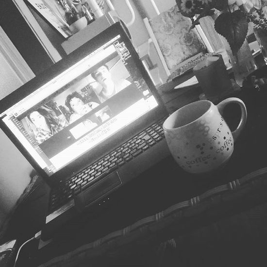 HomeAlone Home Relax Coffee film horror chill relaxation ✌