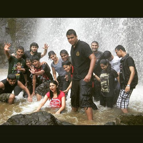 Garbett Matheran Waterfall Friends Rotaract Squaredroid TBT  Throwbackthursday  Throwbackthursdays Tbts Tagsforlikes .com Throwback Tb Instatbt Instatb Reminisce Reminiscing Backintheday Photooftheday Back Memories Instamemory Miss Old Instamoment instagood throwbackthursdayy throwbackthursdayyy