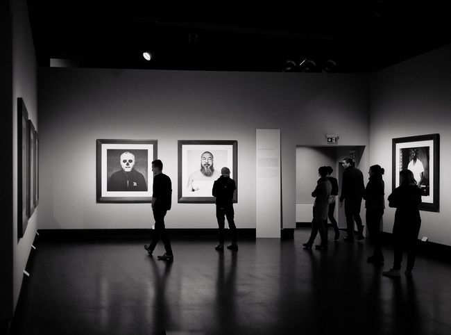 Great Exhibition Anton Corbijn C|o Berlin The Devil's In The Detail Blackandwhite FUJIFILM X-T1 Berlin